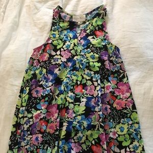 Charles Henry floral swing dress. Medium.